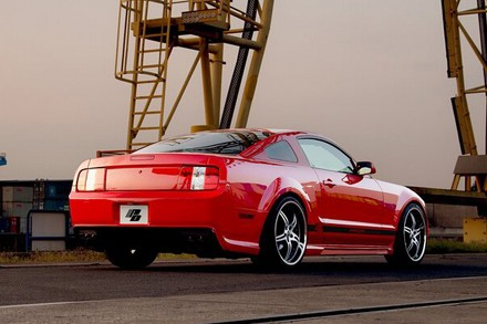 Тюнинг Ford Mustang Prior Design